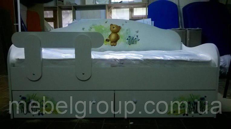 Кровать диванчик Мишка, фото 2