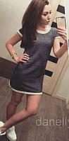 Женское платье Петля