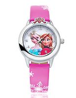 Детские наручные часы Kezzi k1128 Холодное сердце Crimson