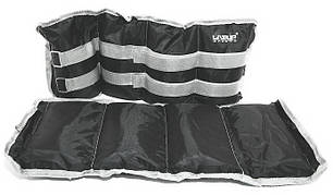 Утяжелители для рук 3 кг «LS-3011-3» WRIST/ANKLE WEIGHT, фото 2