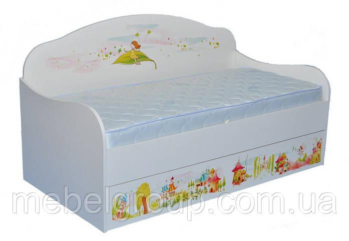 Ліжко диванчик Казка