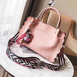 Женская сумка 2в1 8828 (23 х 28 см.) купить оптом со склада