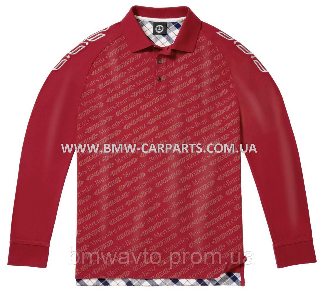 Мужская рубашка-поло Mercedes-Benz Men's Polo Shirt