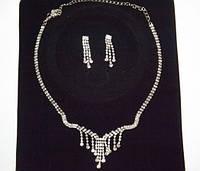 Свадебные колье, ожерелья 7_4_106