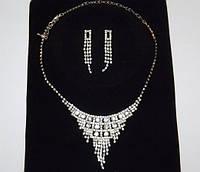 Свадебные колье, ожерелья 7_4_108
