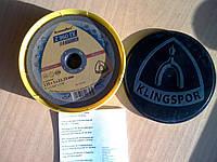 Отрезной круг для титана и высоколегированных сталей Z 960 TX Special Kronenflex Klingspor