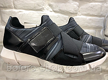 Кроссовки женские на танкетке Calvin Klein, фото 3