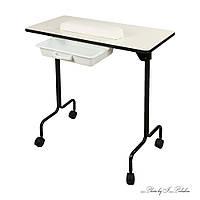 Складной маникюрный стол (3036) Столик для маникюра портативный
