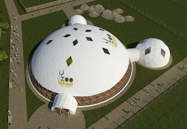 ЗооСафари - Мультимедийный центр в зоопарке на 1200 м2 1