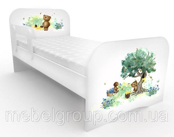 Ліжечко стандарт Ведмедик