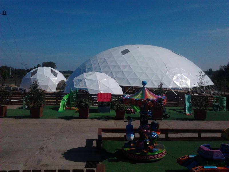 ЗооСафари - Мультимедийный центр в зоопарке на 1200 м2
