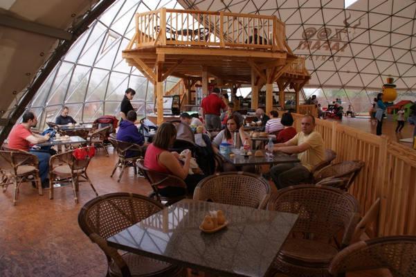 ЗооСафари - Мультимедийный центр в зоопарке на 1200 м2 40