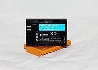 Аккумулятор для фотоаппаратов CANON 6D Mark II,  7D Mark II, 5D Mark IV - LP-E6 (LP-E6N) - 3900 ma