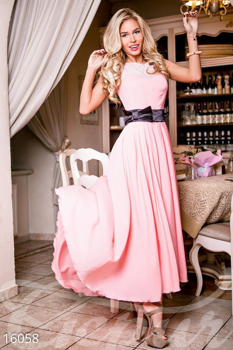 2070a735a00 Вечернее Платье Макси — в Категории