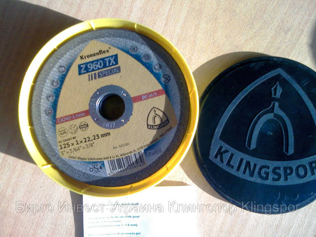 Z 960 TX Special Kronenflex Klingspor