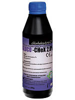Антибактериальная жидкость для корн. каналов 2% 200 г.Gluko Chex (Cerkamed)