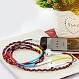 Проводные наушники Promate Tribe Red, фото 6