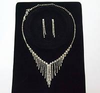 Свадебные колье, ожерелья 7_4_114