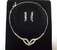 Свадебные колье, ожерелья 7_4_116