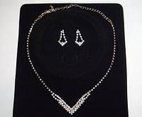 Свадебные колье, ожерелья 7_4_117