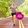 Универсальный спортивный ремень-чехол Promate LiveBelt 2 Pink, фото 8