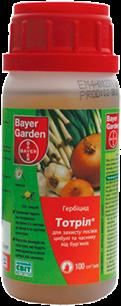 Гербицид Тотрил 100 мл. Bayer Garden