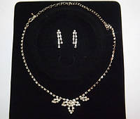 Свадебные колье, ожерелья 7_4_118