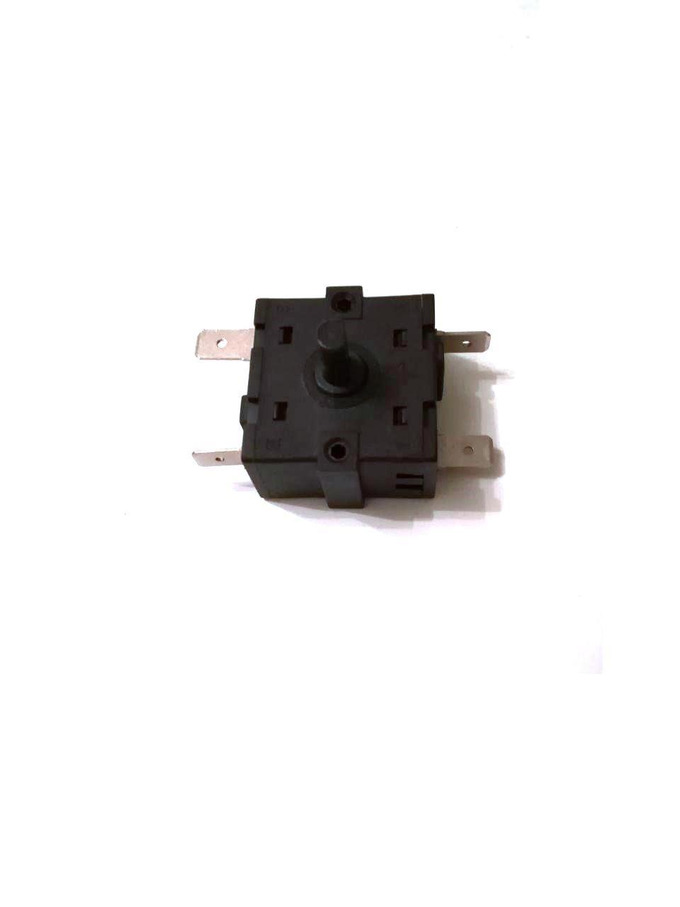 Переключатель для обогревателя, электрокамина на 4 выходов