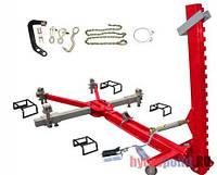 Компактный и легко трансформируемый стапель рамной конструкции DOZER Z9 с интегрированной силовой стойкой 10т
