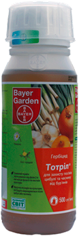 Гербицид Тотрил 500 мл. Bayer Garden