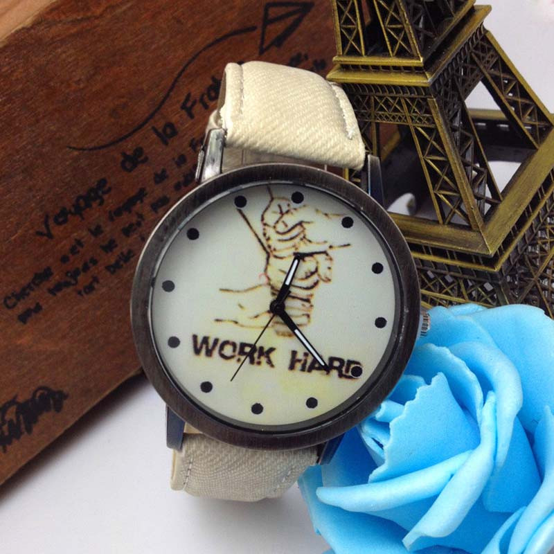 Часы наручные work hard