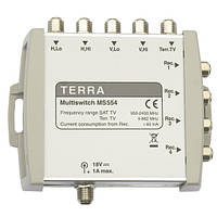 Мультсвич Terra MS554