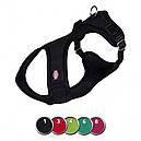 Шлея для собак Comfort Soft Touring Trixie XXS-XS черная, фото 2