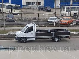 Кузов для Мерседес 4,5м х 2,25м х 0,5м.