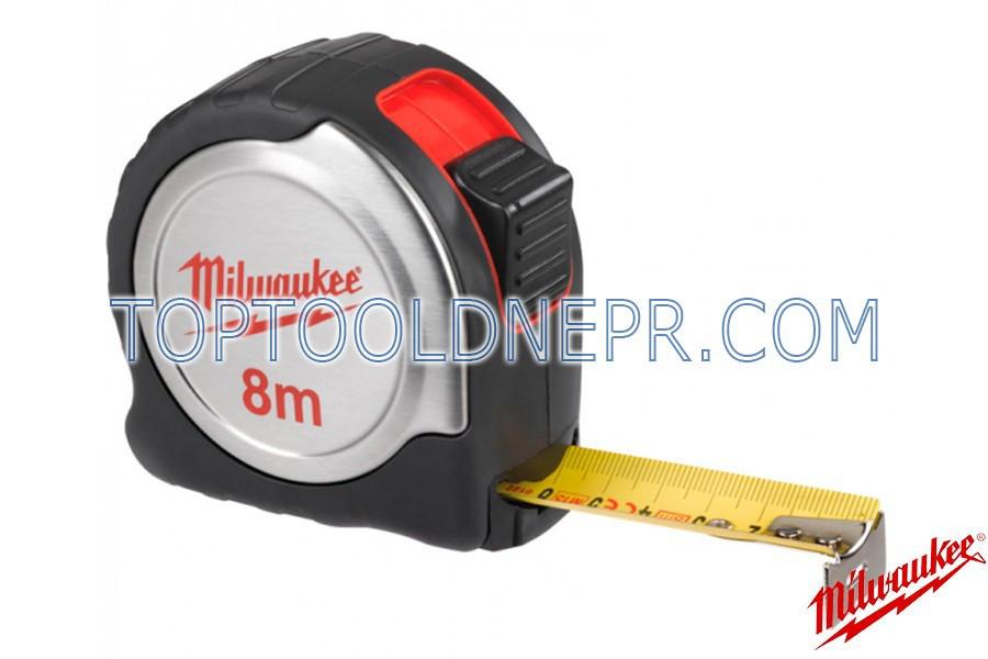 Рулетка Milwaukee 8м ширина 25мм 4932451640
