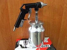 Пескоструйный пистолет YATO YT-2376, фото 2
