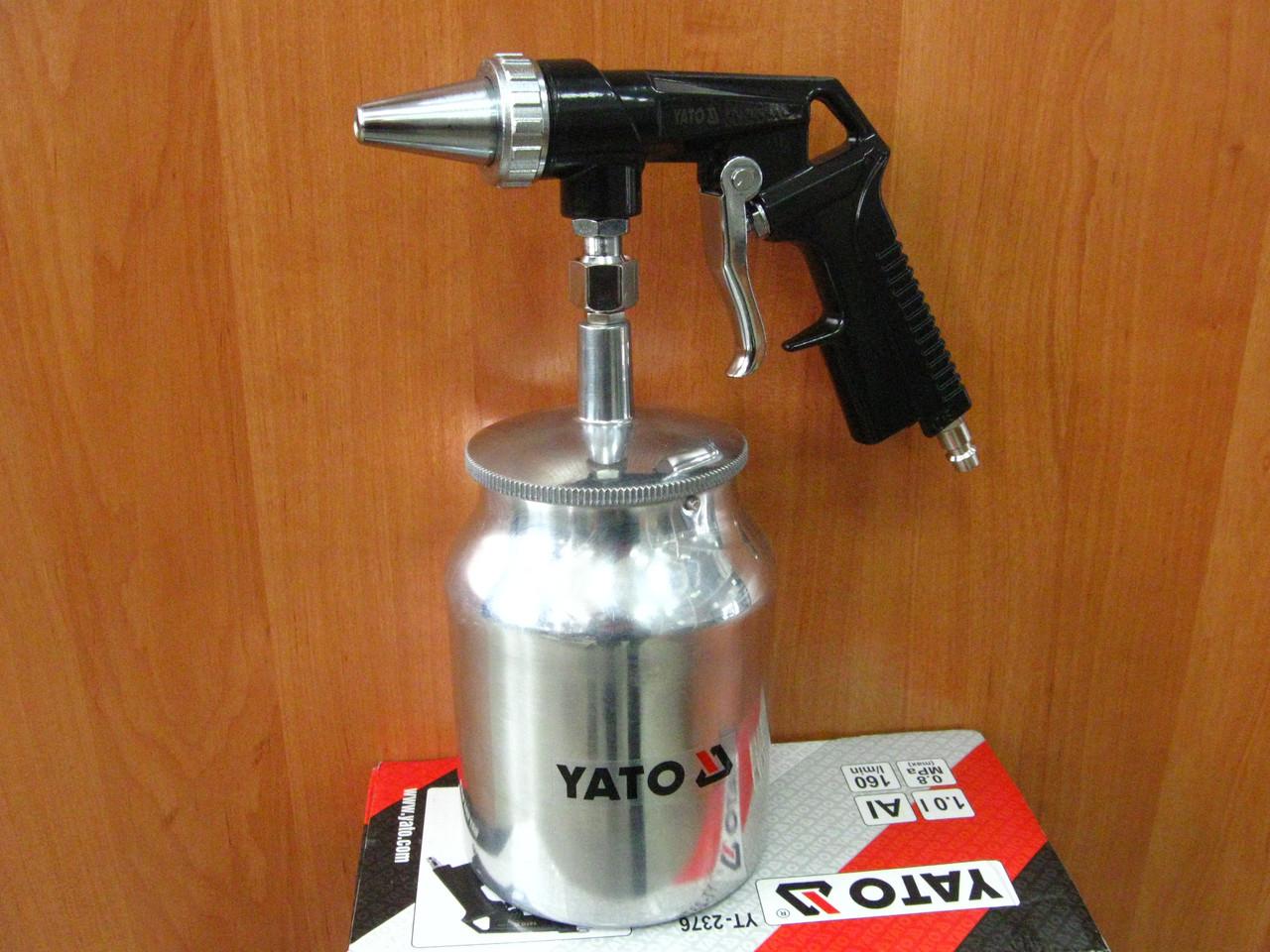 Пескоструйный пистолет YATO YT-2376