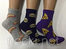 Шкарпетки жіночі бавовна Montebello пр-під Туреччина