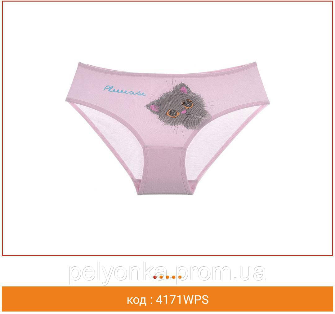 Трусики для девочек 6/7 лет (122-128 см.)