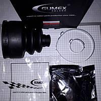 Пыльник внутренний гранаты нового образца Таврия Славута ЗАЗ 1102 1103 1105 Део Деу Сенс Daewoo Sens Gumex, фото 1