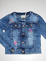 CSQ89861, Seagull, Джинсовые куртка для девочек, [134]