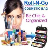 Органайзер для косметики Roll-N-Go! Roll-N-Pack