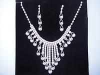 Свадебные колье, ожерелья 7_7_65