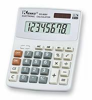 Калькулятор настольный kenko kk-808v