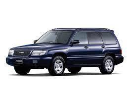 Subaru Forester / Субару Форестер (Внедорожник) (1997-2002)