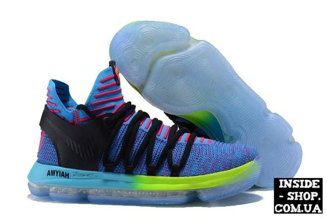 2b2c3045bd64 Баскетбольные кроссовки Nike Zoom KD 10