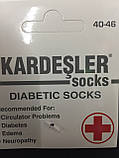 Шкарпетки чоловічі бавовна без гумки медичні діабетичні пр-під Туреччина, фото 3