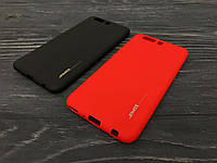 TPU чехол Smitt накладка бампер для Huawei P10 Plus (2 цвета)