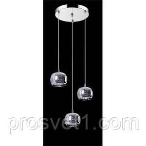 Подвесной светильник Zuma Line P0076-03M-B5FZ CRYSTAL