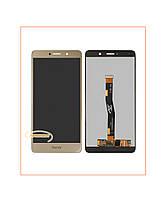 Дисплей Huawei Honor 6x (2017) с сенсором Gold